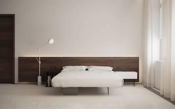 20万以上140平米别墅英伦风格卧室图片