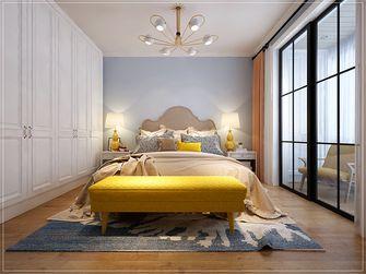 豪华型90平米法式风格卧室效果图