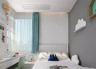 20万以上100平米三室两厅轻奢风格青少年房装修案例