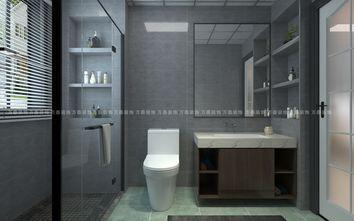 豪华型140平米四室四厅轻奢风格卫生间装修案例