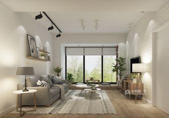豪华型140平米四日式风格客厅装修图片大全