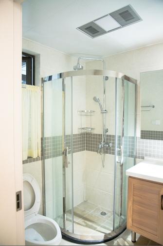 豪华型130平米复式混搭风格卫生间设计图
