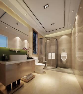 豪华型140平米别墅港式风格卫生间效果图