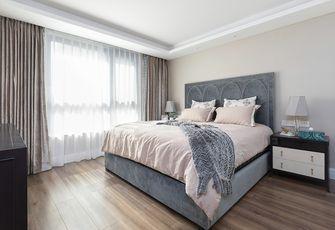 20万以上140平米三室两厅轻奢风格卧室图片