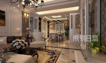 120平米三欧式风格客厅装修图片大全