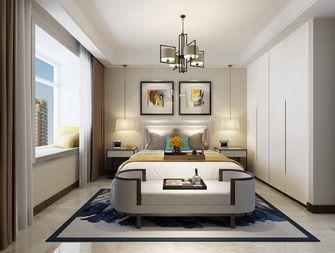 140平米四室三厅混搭风格卧室欣赏图