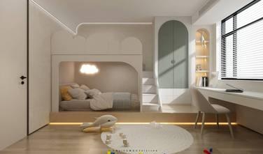豪华型140平米别墅混搭风格青少年房装修图片大全