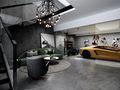 140平米复式现代简约风格储藏室装修案例