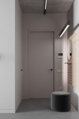 富裕型120平米三室一厅混搭风格玄关装修图片大全
