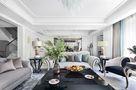富裕型120平米三室两厅欧式风格客厅图片大全