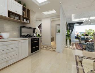 110平米三室两厅欧式风格厨房装修效果图