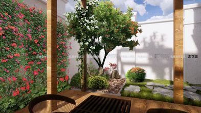 20万以上140平米别墅中式风格阳光房效果图
