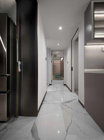 富裕型100平米三混搭风格走廊装修效果图