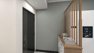 10-15万100平米三室两厅北欧风格玄关装修效果图