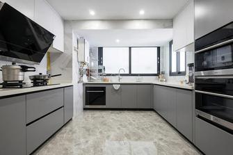 10-15万140平米四室两厅北欧风格厨房欣赏图