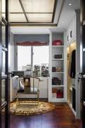 20万以上140平米四室两厅中式风格衣帽间装修图片大全