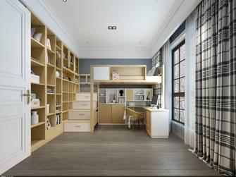 140平米别墅美式风格青少年房效果图