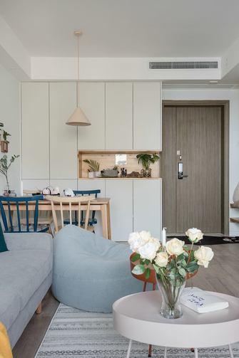 富裕型120平米三室两厅北欧风格卫生间图