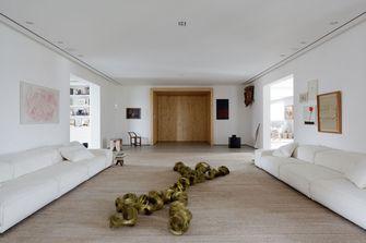 110平米三北欧风格客厅图
