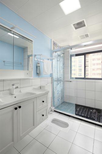 10-15万120平米三室三厅北欧风格卫生间装修图片大全