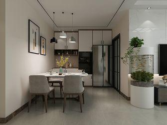10-15万100平米三室两厅东南亚风格餐厅欣赏图