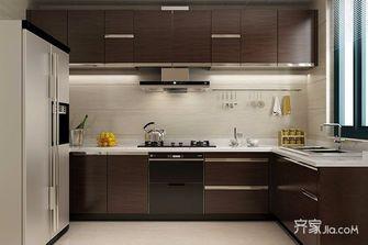 10-15万60平米一居室中式风格厨房欣赏图