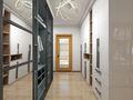 10-15万110平米三室两厅日式风格衣帽间设计图