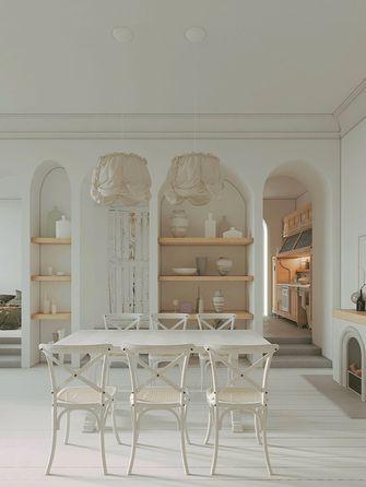 10-15万70平米公寓现代简约风格餐厅欣赏图