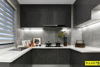 富裕型140平米四室两厅中式风格厨房装修图片大全