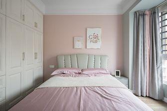 130平米三室一厅轻奢风格卧室效果图