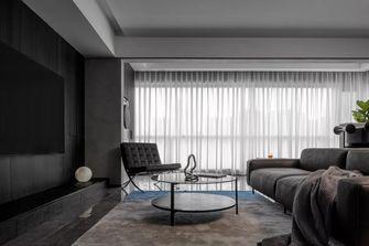 3万以下130平米四室一厅现代简约风格客厅设计图