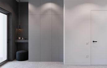 豪华型100平米北欧风格玄关图片