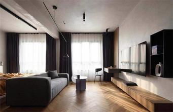 10-15万50平米小户型工业风风格客厅装修效果图