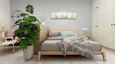 30平米小户型北欧风格卧室图片大全