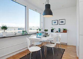 5-10万80平米一室一厅北欧风格其他区域设计图