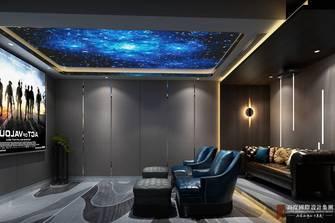 豪华型140平米复式中式风格影音室效果图