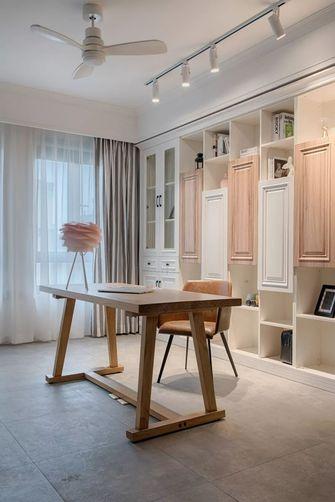 15-20万140平米四室一厅混搭风格书房装修案例