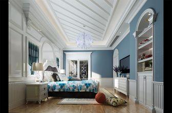 3万以下120平米三室三厅混搭风格客厅设计图