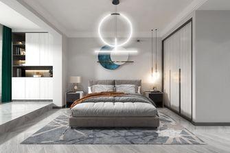 130平米三室三厅轻奢风格卧室效果图