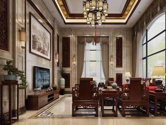20万以上140平米复式中式风格客厅效果图