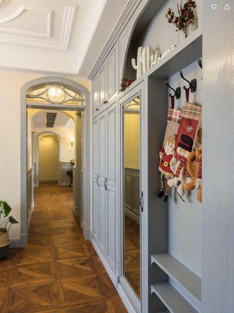 豪华型140平米三室两厅美式风格走廊装修效果图