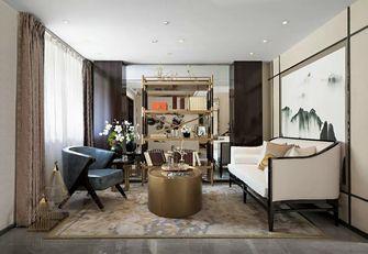 130平米三新古典风格客厅图片
