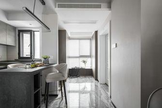20万以上三室两厅轻奢风格餐厅装修案例