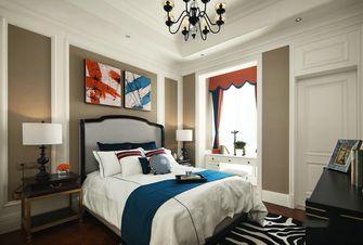 20万以上140平米四室一厅法式风格卧室装修效果图