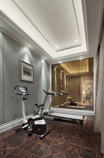 10-15万120平米三法式风格健身房装修图片大全