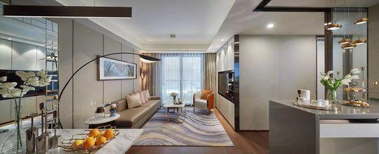 三港式风格客厅设计图