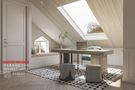 20万以上140平米别墅美式风格阳光房装修效果图