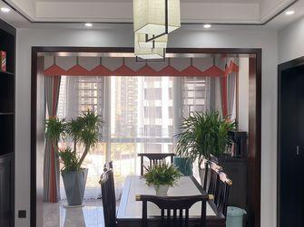富裕型100平米三中式风格餐厅图片