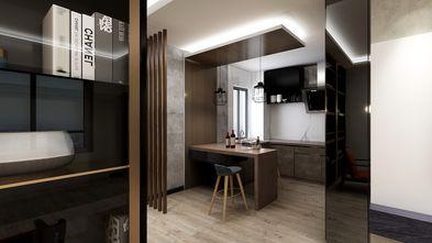 富裕型90平米现代简约风格走廊效果图