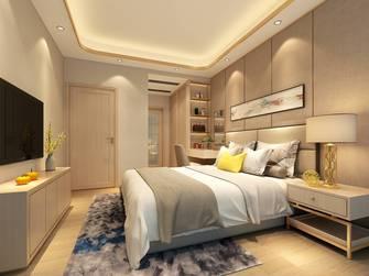 富裕型140平米三轻奢风格卧室设计图